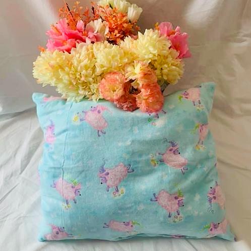 Sheep Toddler Pillow
