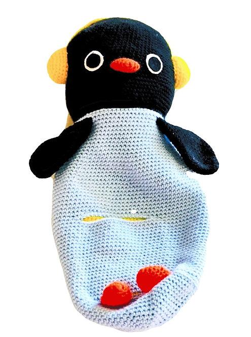Penguin Backpack Crochet