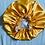 Thumbnail: Yellow My Friend Satin Bonnet