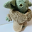 Thumbnail: Yoda Baby Crochet doll