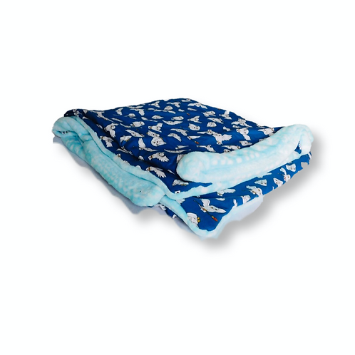 Baby/Toddler Owl Blanket