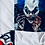 Thumbnail: Small Halloween Clown Throw Blanket