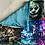 Thumbnail: Small Joker Throw Blanket