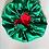 Thumbnail: Holiday Satin Bonnet