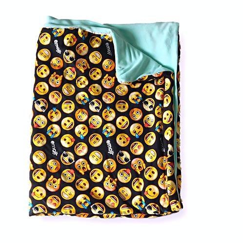 Toddler Emoji Blanket