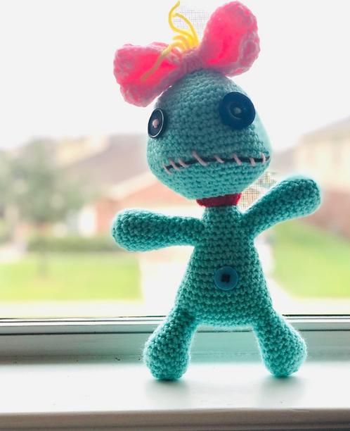 """""""Scrump"""" Lilo and Stitch"""