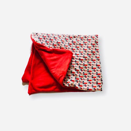 Baby/Toddler Texas Blanket