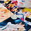 Thumbnail: Sailor Moon Throw Blanket Set
