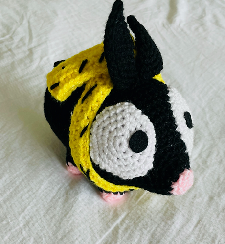 P-Chan Crochet