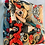 Thumbnail: Novelty Print Las Elegantes Throw Blanket