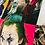 Thumbnail: Joker B. Fleece Throw Blanket