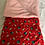 Thumbnail: Baby/ Toddler Red Minnie Blanket