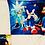 Thumbnail: The Hedgehog Block Pattern Throw Blanket