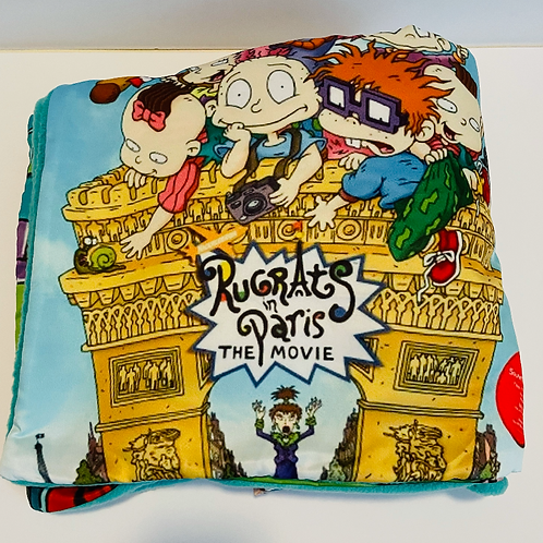 Rugrats Toddler Throw Blanket
