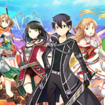 Sword Art Online COMING SOON!