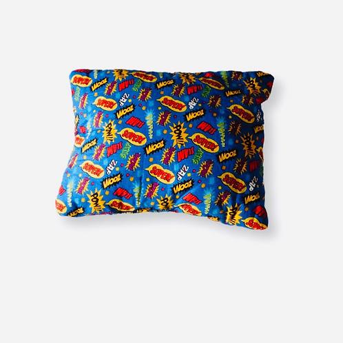 Toddler Comic Motion Pillow