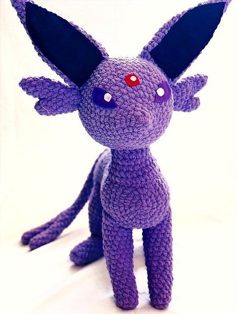 Espeon Crochet