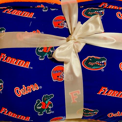 Gators Throw Blanket