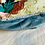 Thumbnail: My Hero Academia Blue Fleece Throw Blanket