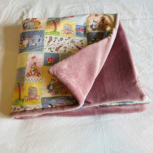 Baby Carriage  Baby Blanket