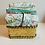 Thumbnail: Happy Elephants Baby Flannel Blanket Set