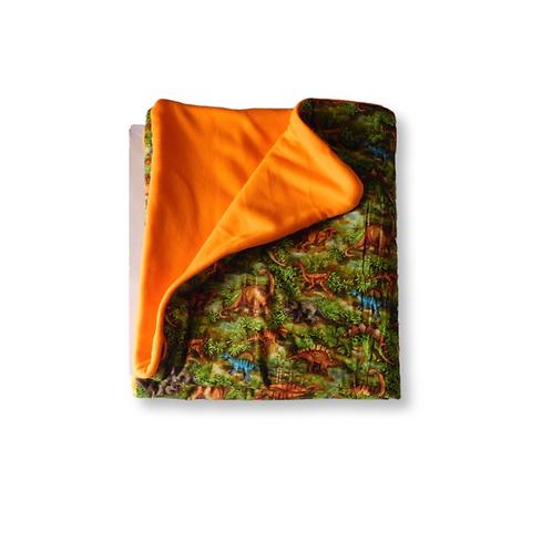 Toddler Dinosaur Blanket