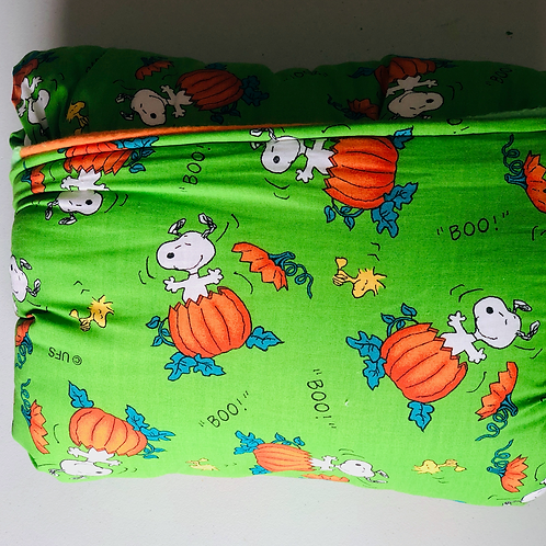 Peanuts Pumpkin Patch Baby/Toddler Throw Blanket