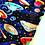 Thumbnail: Alien Invasion Toddler Throw Blanket