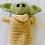 Thumbnail: Baby Yoda Crochet