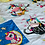 Thumbnail: Rainbow Fleece Throw Blanket
