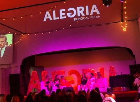 Being On The Google Panel At Alegría Magazine's Anniversary And Driving The New Buick Enclave!