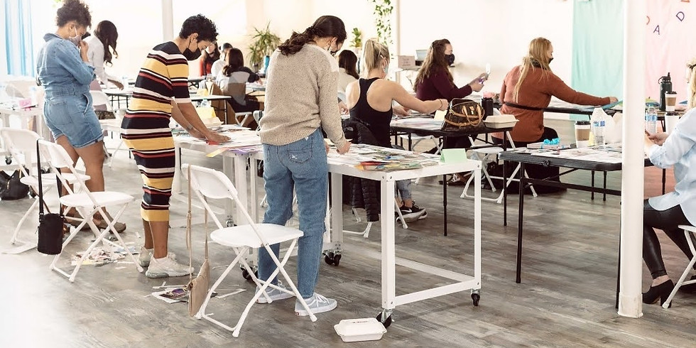 Miracle Boards-A Vision Board Workshop