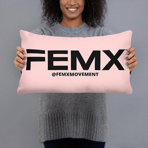 FEMX Pink Pillow