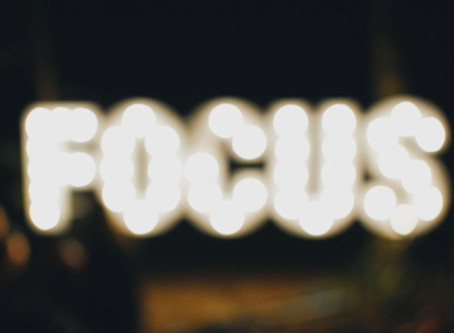 A Surprising Insight on the Importance of Focus