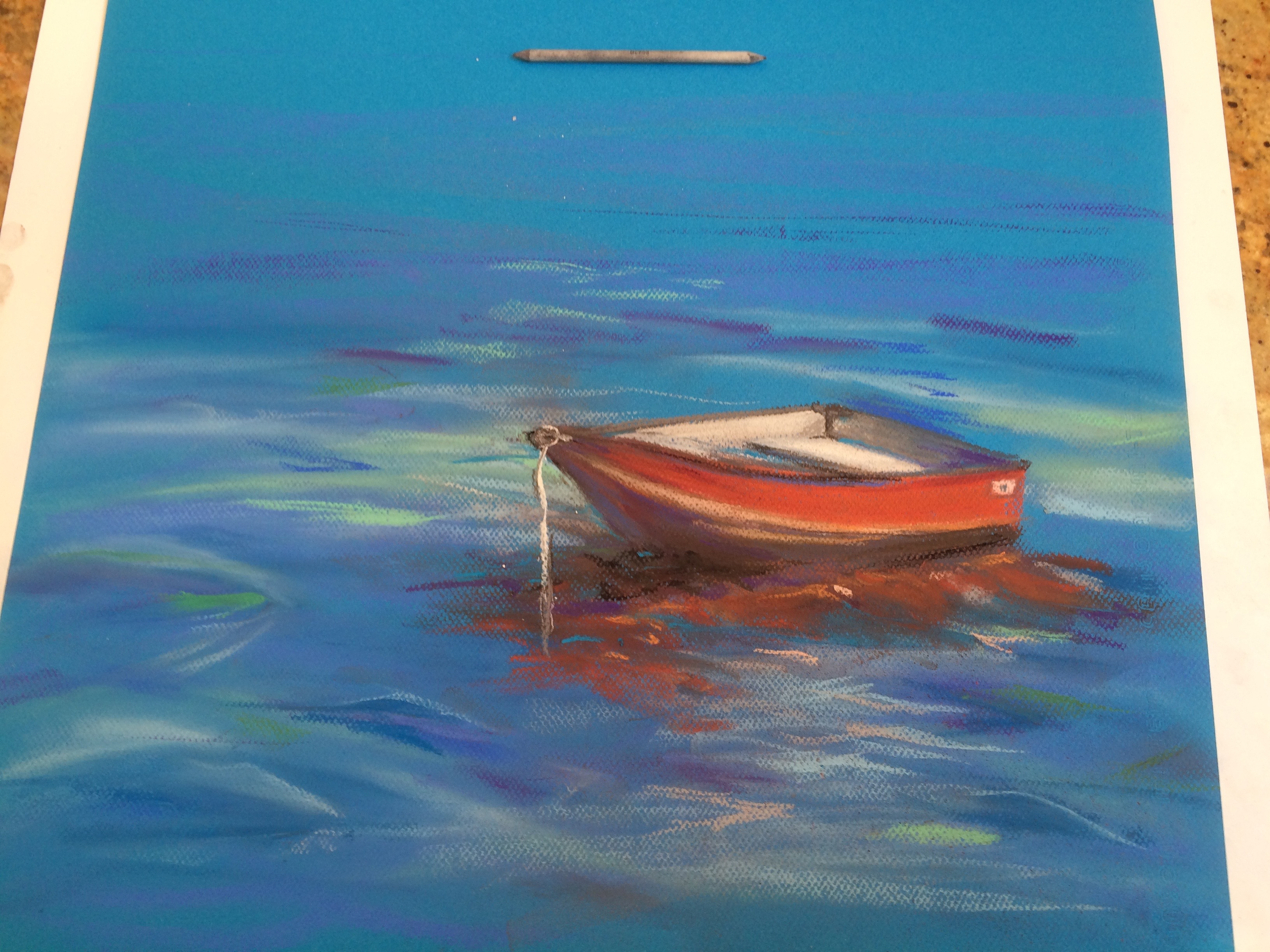 Brenda Williams Rowboat