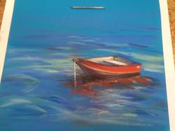Brenda Williams Rowboat