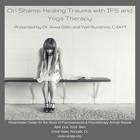On Shame; Healing Trauma with IfS and Yo