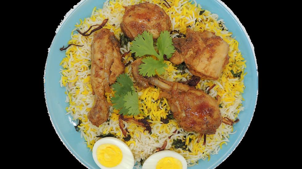 Mom's Chicken Biriyani Sunday, 25th July Edition.