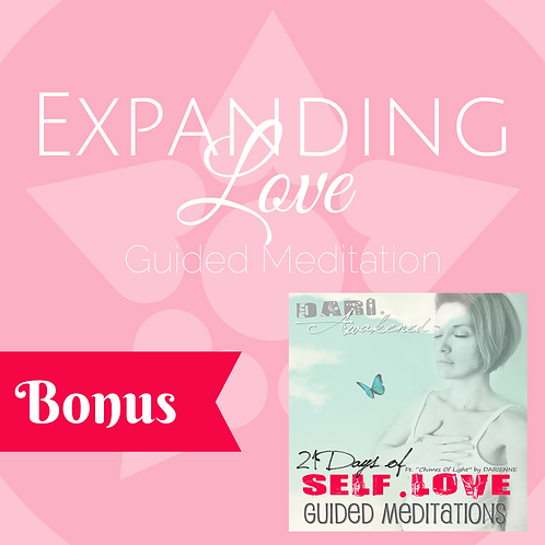"""Expanding Love"" Guided Meditation 20 mins"