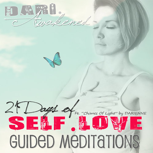 21 Days Of Self Love Guided Meditations