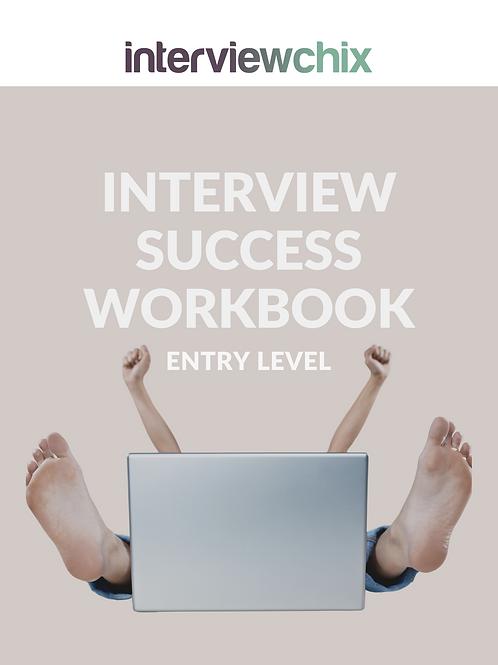 Entry Level Interview Success Workbook