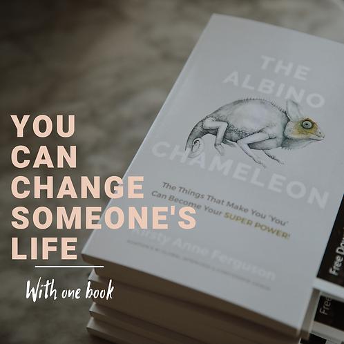 Book - The Albino Chameleon