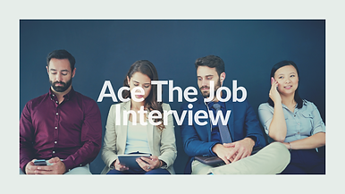 Ace The Job Interview Course - The Interview Chix