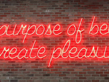 Please stop saying 'Find your purpose'.