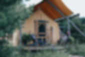 Glamping Tents | Little Fawn | Columbia Woodlands