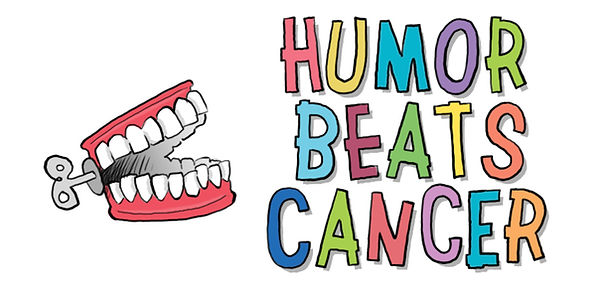 Humor Beats Cancer logo
