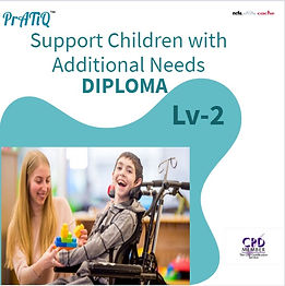 Support children with additional needs -