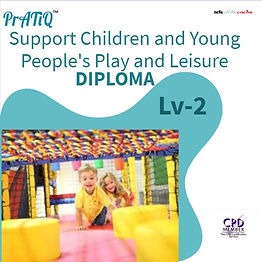 Support Children and Young People's Play