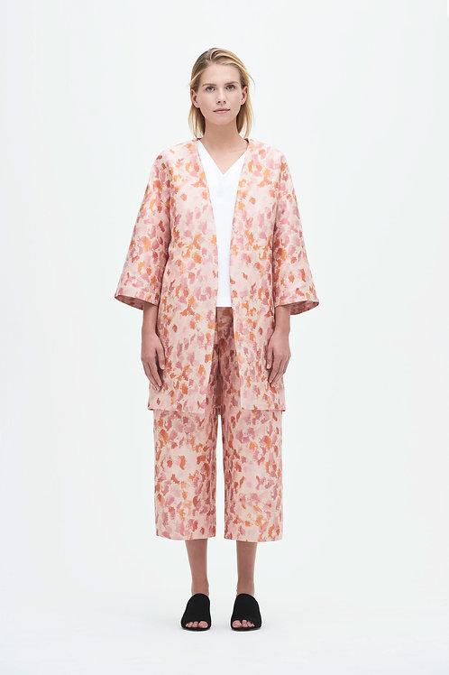 Jaquard Kimono