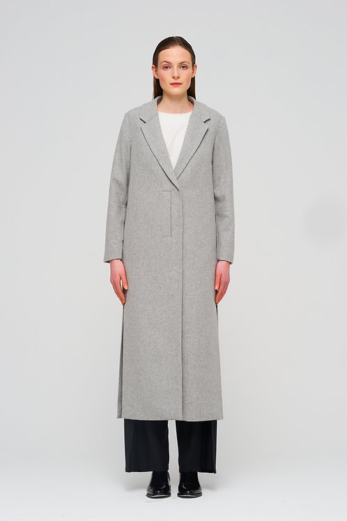 Coat with Slits